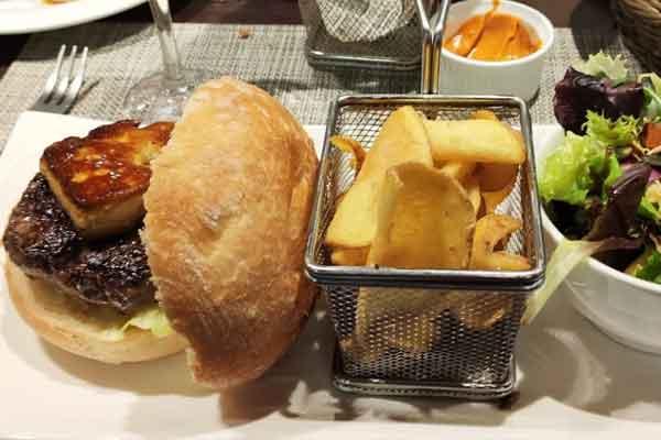 Hamburgueses gourmet a Sant Vicenç dels Horts